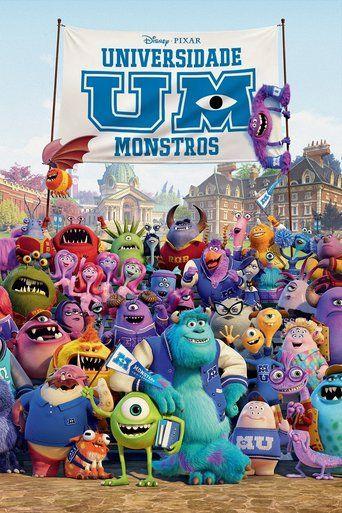 Assistir Universidade Monstros online Dublado e Legendado no Cine HD