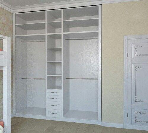Детская комната для двух девочек - Дизайн интерьера
