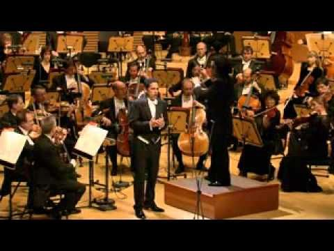 Juan Diego Flórez - Disney Concert Hall [Live]
