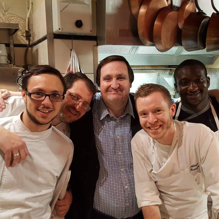 Un repas à l'assiette, rue du château à Paris, chez l'un des meilleurs cuisinier que je connaisse. Assaisonnements et cuisson tellement maîtrisées. David, chez toi on s'éclate à chaque fois. Merci pour ta gentillesse