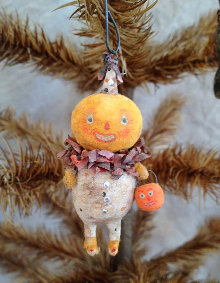 Spun Cotton Ornament Co.