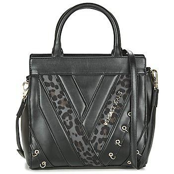 Bolsa de mão Versace Jeans VOBBX4 Preto / Pantera 174.00 €