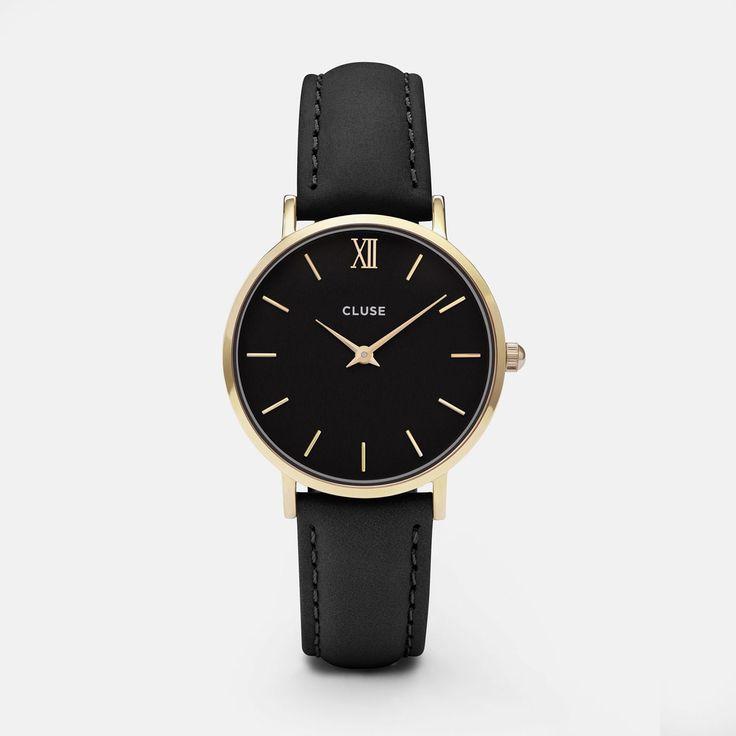 Minuit Gold Black/Black