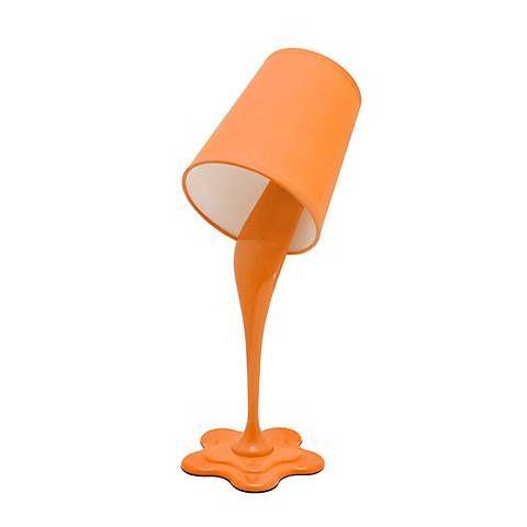 Woopsy Orange Desk Lamp
