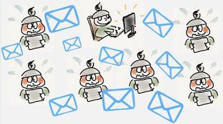 Opeblogi: Sähköposti sujumaan