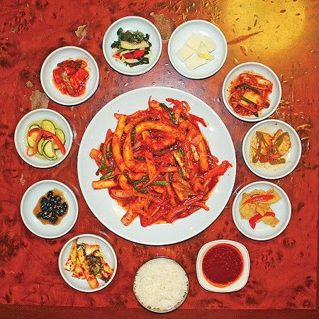 If there is a more intimidating cuisine than Korean food, I have yet to stumble upon it. Walk into a place like Seoul Garden in...