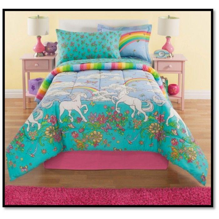 Kidz Mix Unicorn Bed In A Bag Shopbedding Com My Big
