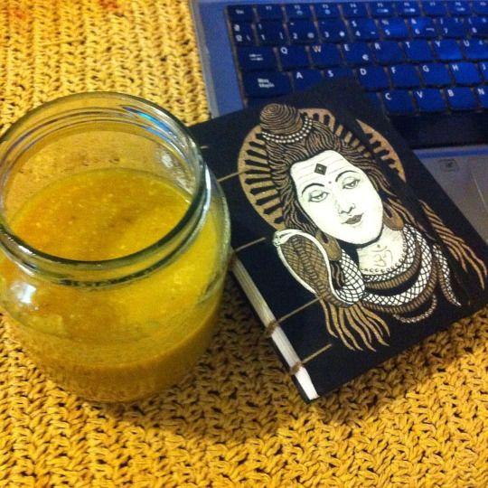 Yoga Life Style, smoothie de mango!