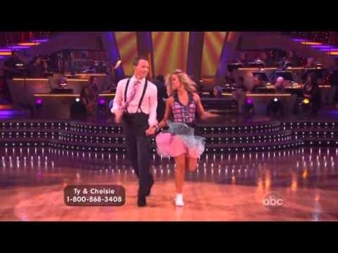 Ty Murray & Chelsie Hightower - Lindy Hop