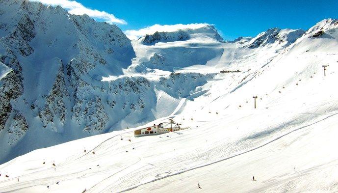Boka Sölden med Alpresor redan idag! skiing Snow winter STS Alpresor puder skidresa Alperna
