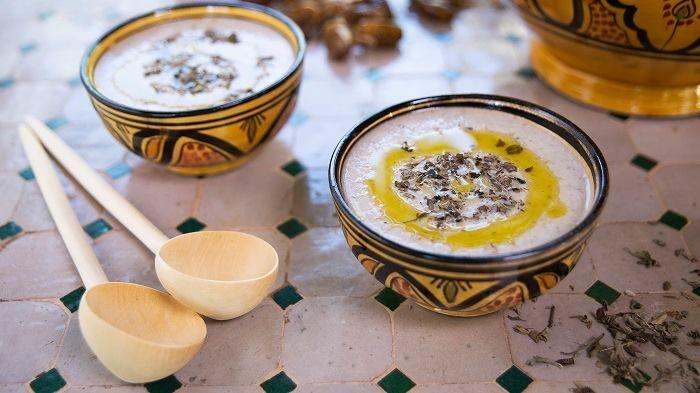 Eng White Hessoua Oats Milk Soup حسوا بيضاء حساء الشوفان بالحليب 690 Cooking Sweet Potatoes Indian Tomato Soup Cooking A Roast
