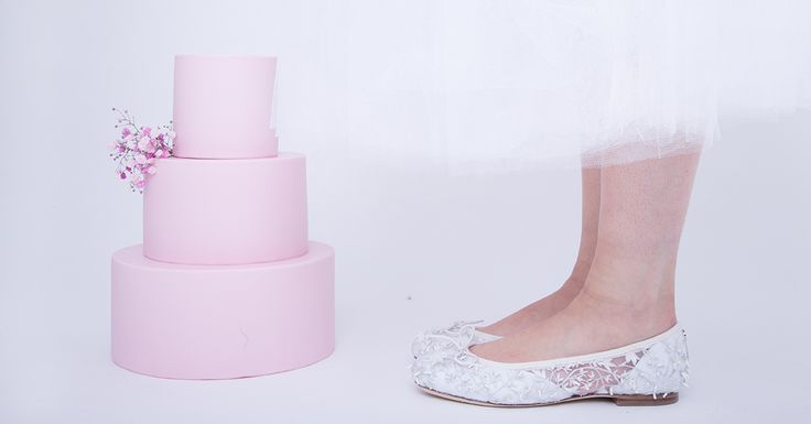 NEW IN 👰 A special pair of shoes have been made for Meghan Markle's wedding. They're called Meghan.   #Meghan #MeghanMarkle #flatshoes #josefinasportugal #handmade