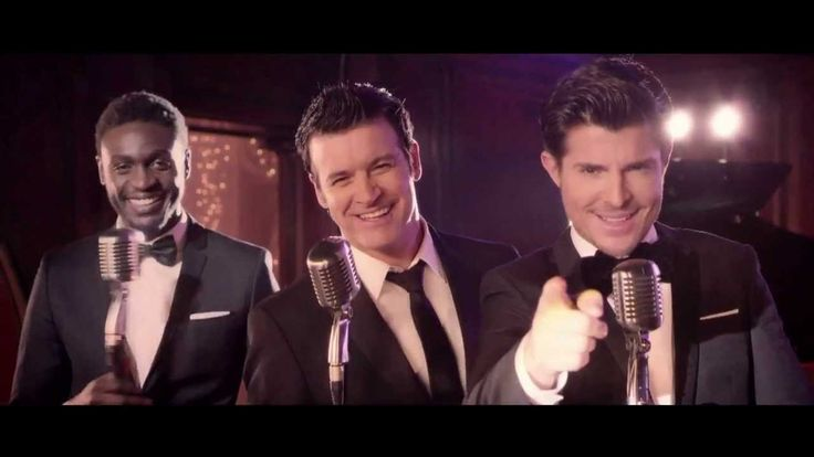 Forever Gentlemen Fly Me To The Moon Corneille Vincent Niclo Roch