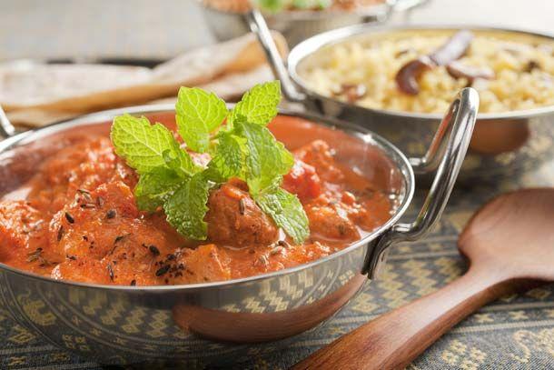 Asian Chicken Tikka Masala - http://hotindianrecipes.com/recipe-items/asian-chicken-tikka-masala/