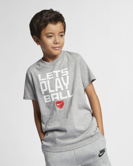 5ef10e27986 Nike Big Kids  (Boys ) T-Shirt Sportswear