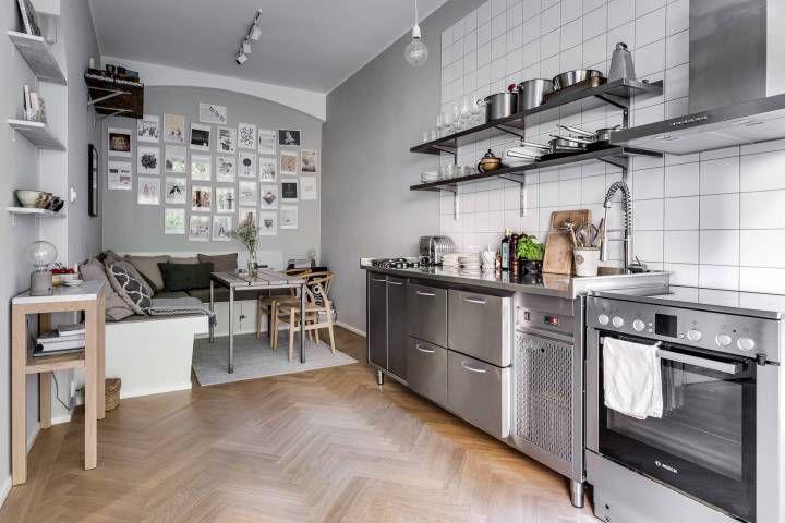 M s de 25 ideas incre bles sobre cocinas industriales en for Cocinas industriales modernas
