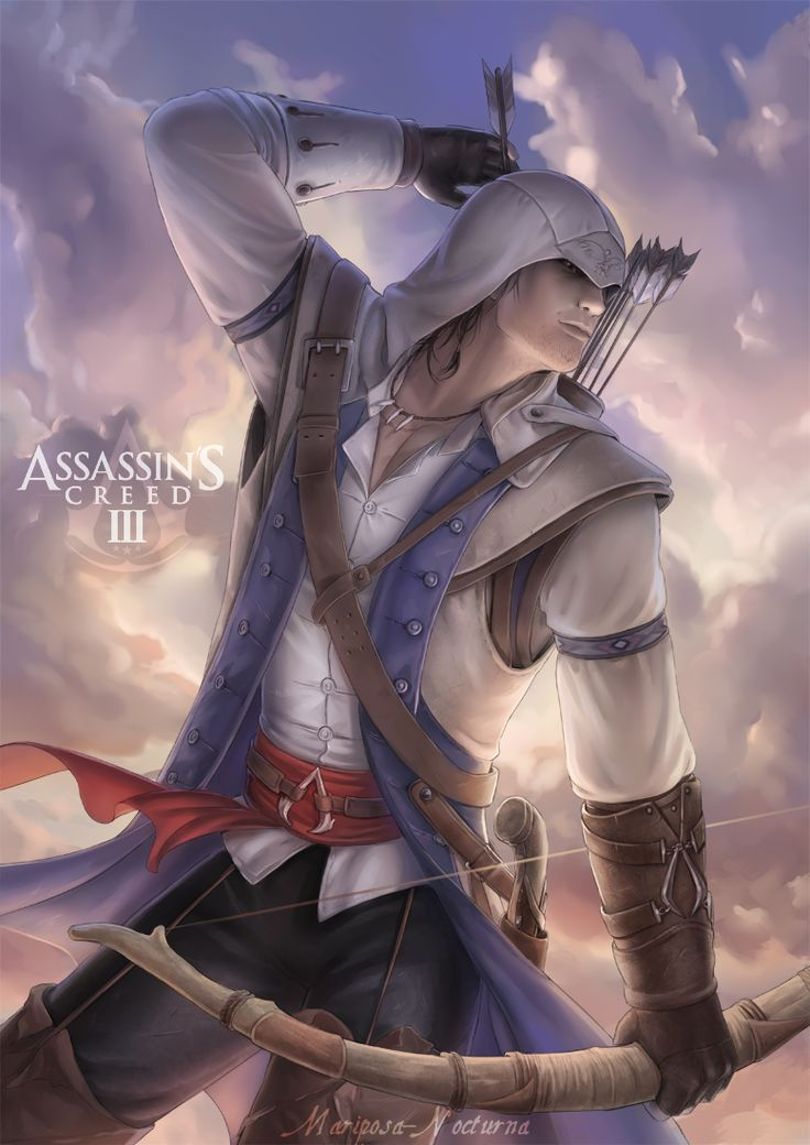 AC3 Before the storm by mariposa-nocturna.deviantart.com on @deviantART