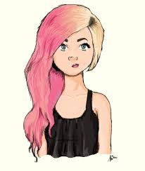 Resultado De Imagen Para Chicas Hipster Dibujo Tumblr Girl