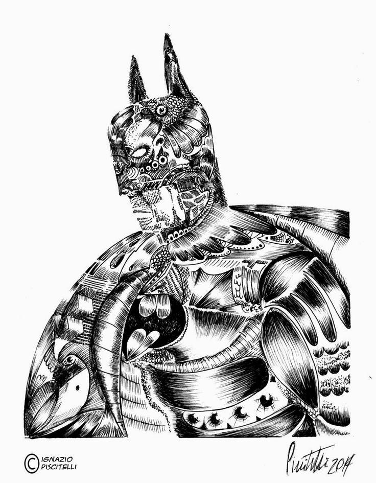 millevignette di ignazio piscitelli: Il Cavaliere Oscuro