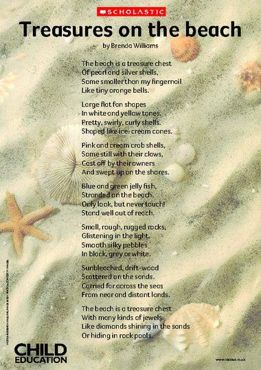 Beach Poems Bing Images Beachin Pinterest Poem