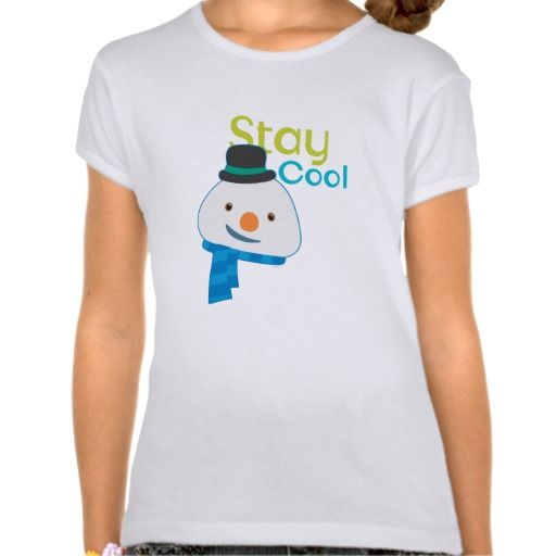 Chilly - Stay Cool T Shirts