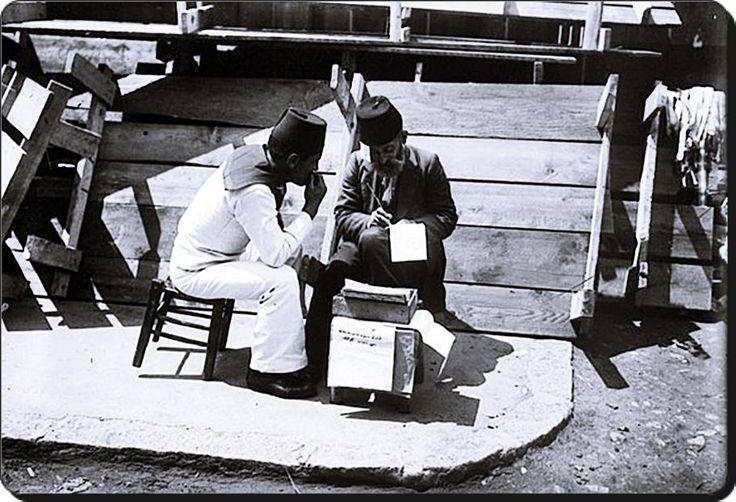 Arzuhalci ( İstidacı) - 1910 lar