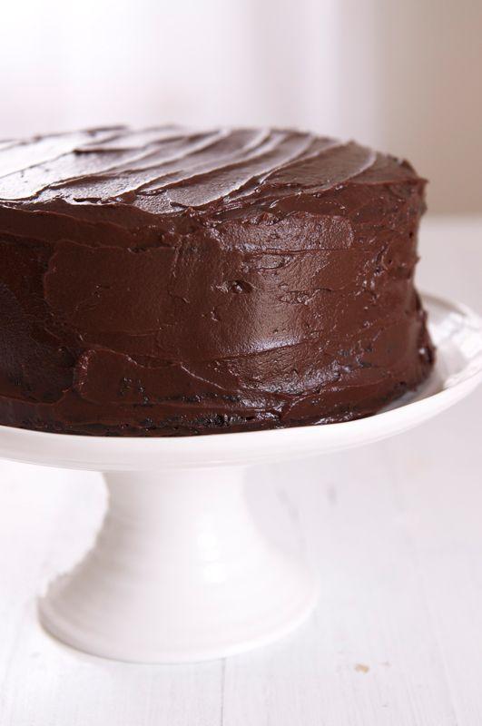 Epic chocolate cake