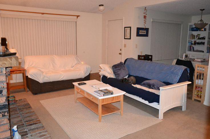 Best 25+ Futon Living Rooms Ideas On Pinterest