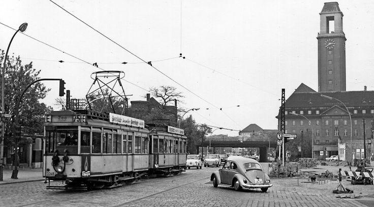 1950 strassenbahn in spandau berlin mon amour pinterest. Black Bedroom Furniture Sets. Home Design Ideas