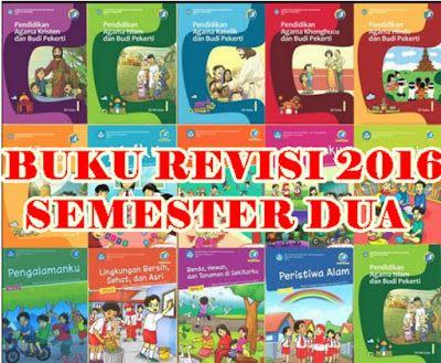 Buku Tematik Kelas 4 Kurikulum 2013