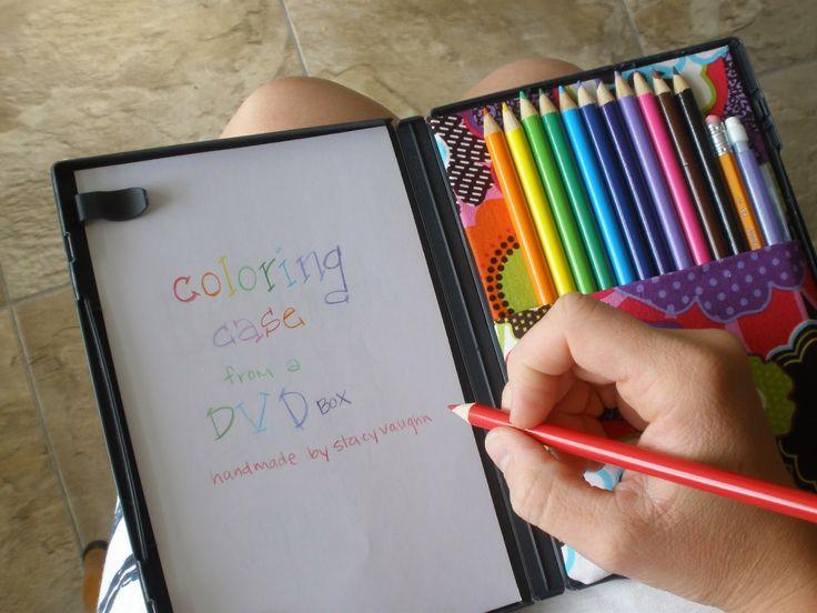 KoloDIY Child: Пенал для карандашей своими руками