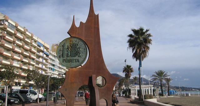 """Monumento de """"La Peseta"""""""