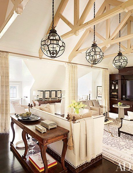 336 Best Images About Rooms With Rafters On Pinterest