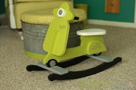 Diy Scooter From Ana White Blog Site Bambinos