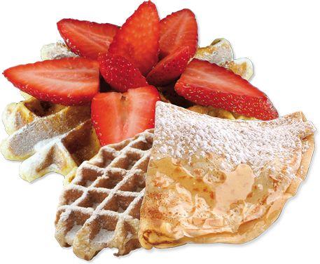 Goofretti, tus gofres, creps y helados naturales