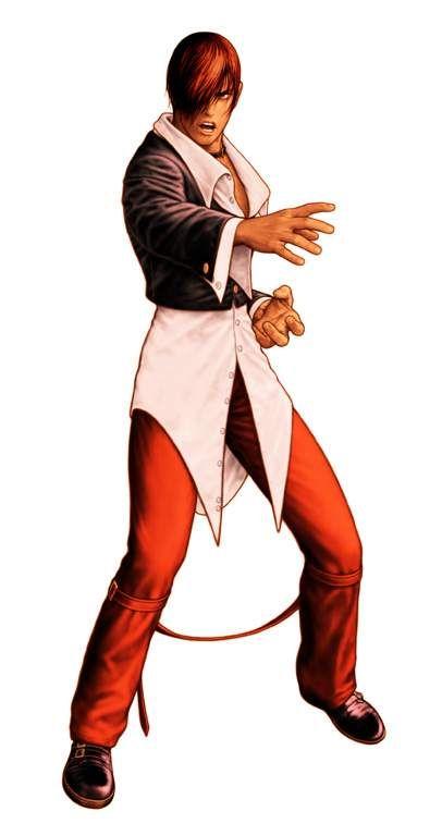 ¿Qué podemos decir de este luchador? Sabemos que es perteneciente a la saga de King Of Fighters, su apariencia física es lo más destaca...
