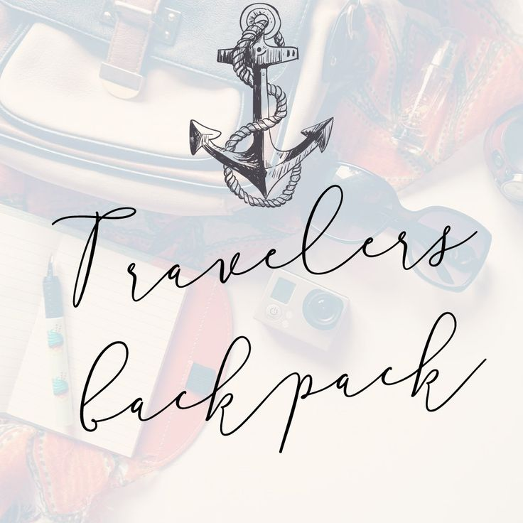 Traveler's Backpack - Digital Fonts - Downloadable Handwritten font – Script font - Wedding font – Font Download – Instant Download by WatercolourFinds on Etsy