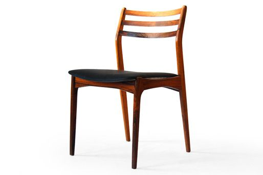 Vestervig Eriksen Rosewood Chair - looks a bit like mine!