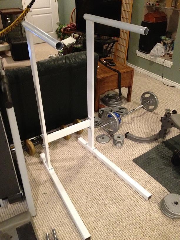 Best dip station ideas on pinterest garage gym home