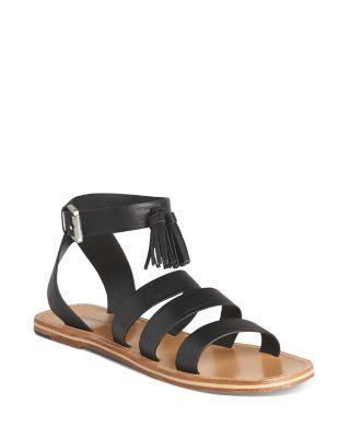 WHISTLES Tassel Gladiator Sandals. #whistles #shoes #sandals