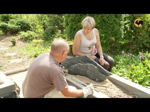 Маленький сад. Ландшафтные хитрости 86 - YouTube