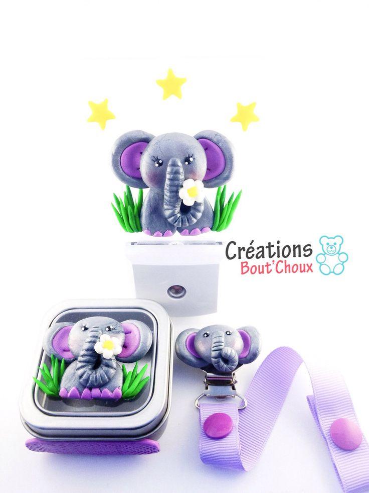 Le chouchou de ma boutique https://www.etsy.com/fr/listing/230832035/elephant-gift-set-for-baby-toodler-and