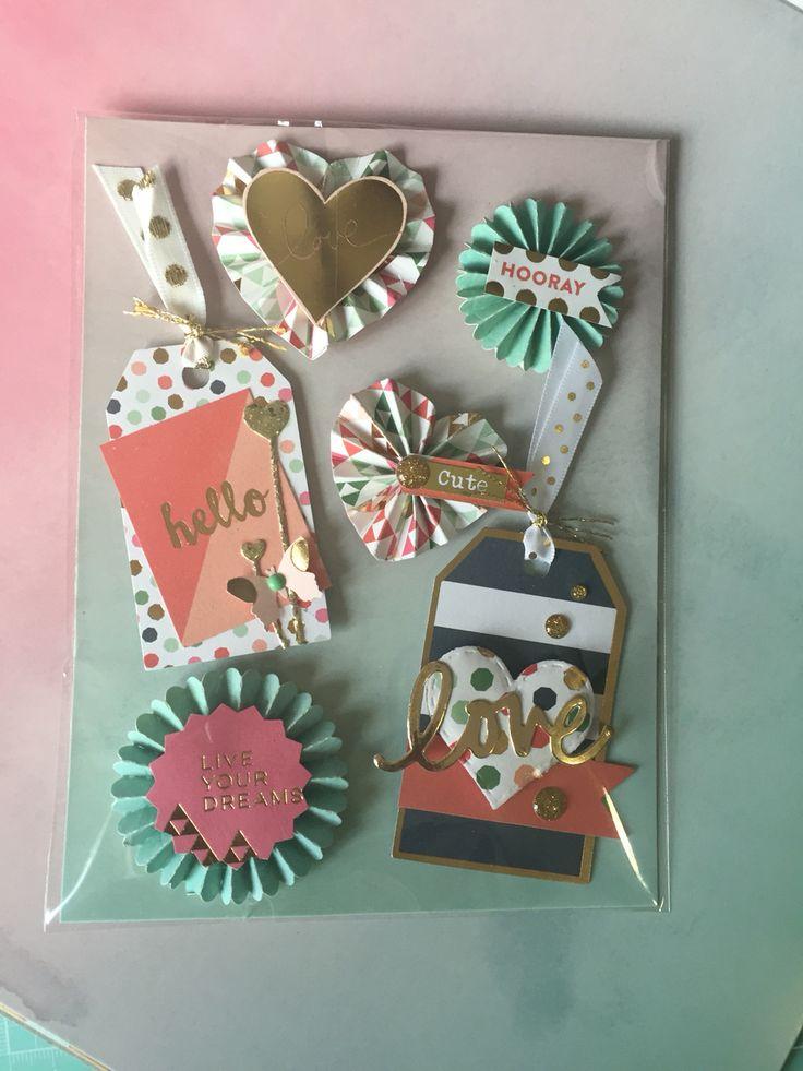 967 best card candyembellishments images on pinterest
