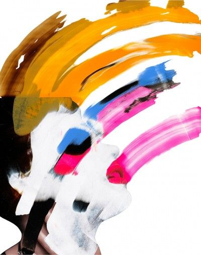 Sara Pope  Lacey Contemporary Gallery Notting Hill London  Pop Art Smudge Glamour