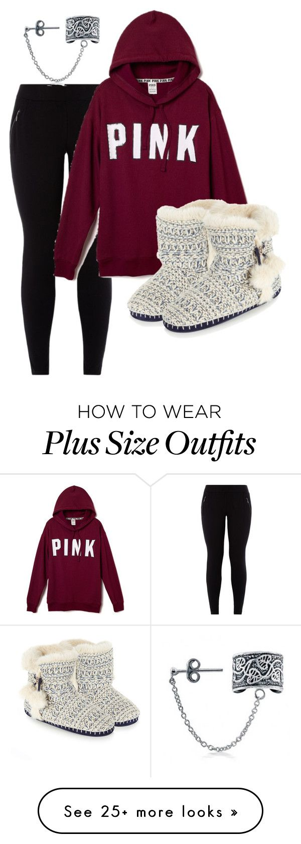 """""""PINK"""" by preppycheer1 on Polyvore featuring Bling Jewelry and Accessorize"""
