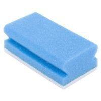 Vileda schuurspons blauw/wit 10 st.