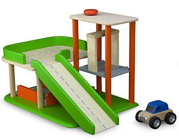 Wonderland Mini Garage