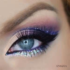 glitter and matte cat eye makeup - Yahoo Image Search Results