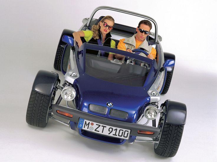 GALERIE: Zapomenuté koncepty: BMW Z21 Just 4/2 (1995) - Jen pro dva | FOTO 3 | auto.cz