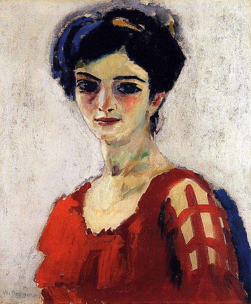 Maria (1907-10) - Kees van Dongen